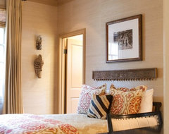 Charmean Neithart Interiors, LLC. traditional-bedroom