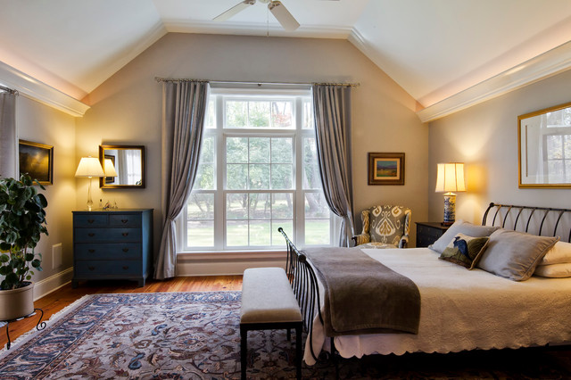 charming cape cod renovation traditional bedroom new