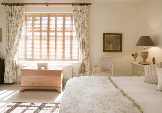 Charming City Bedroom traditional-bedroom