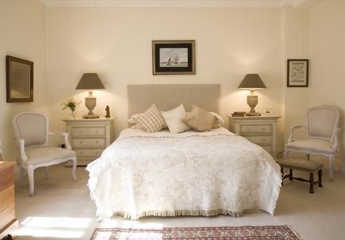 Charming City Bedroom