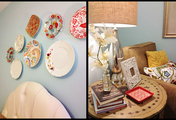 charming craft guest room