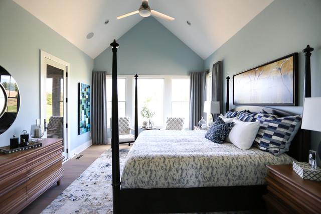 Chatham Hills Blvd transitional-bedroom
