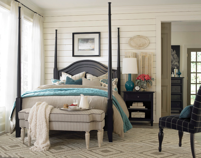 Chatham Poster Bed By Bassett Furniture Traditional