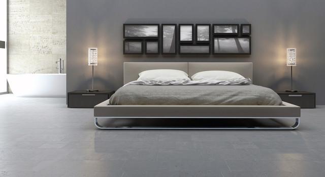 Chelsea Contemporary U0026 Modern Bed By ModLoft Contemporary Bedroom