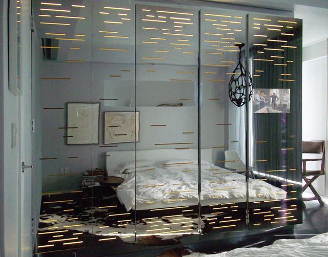 Chelsea Duplex eclectic-bedroom