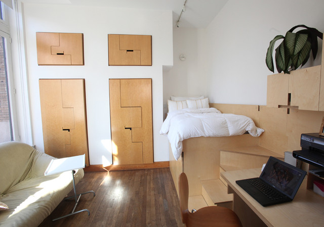 Ranalli Apartment contemporary