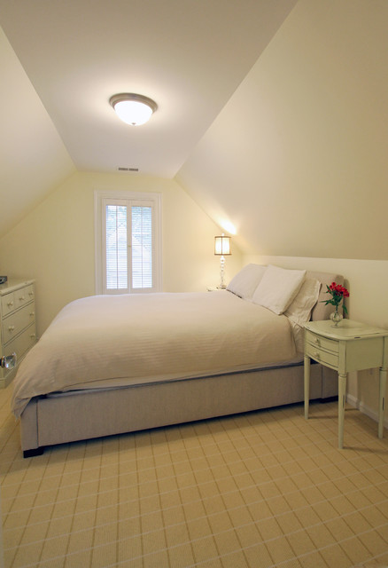 Chevy Chase Home Makeover traditional-bedroom