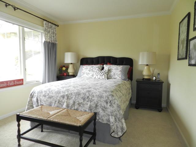 Chic Classic Bedroom Design Traditional Bedroom