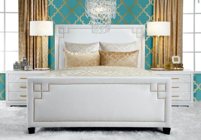 Chambre Marron Et Turquoise. Elegant Chambre B B De Design ...