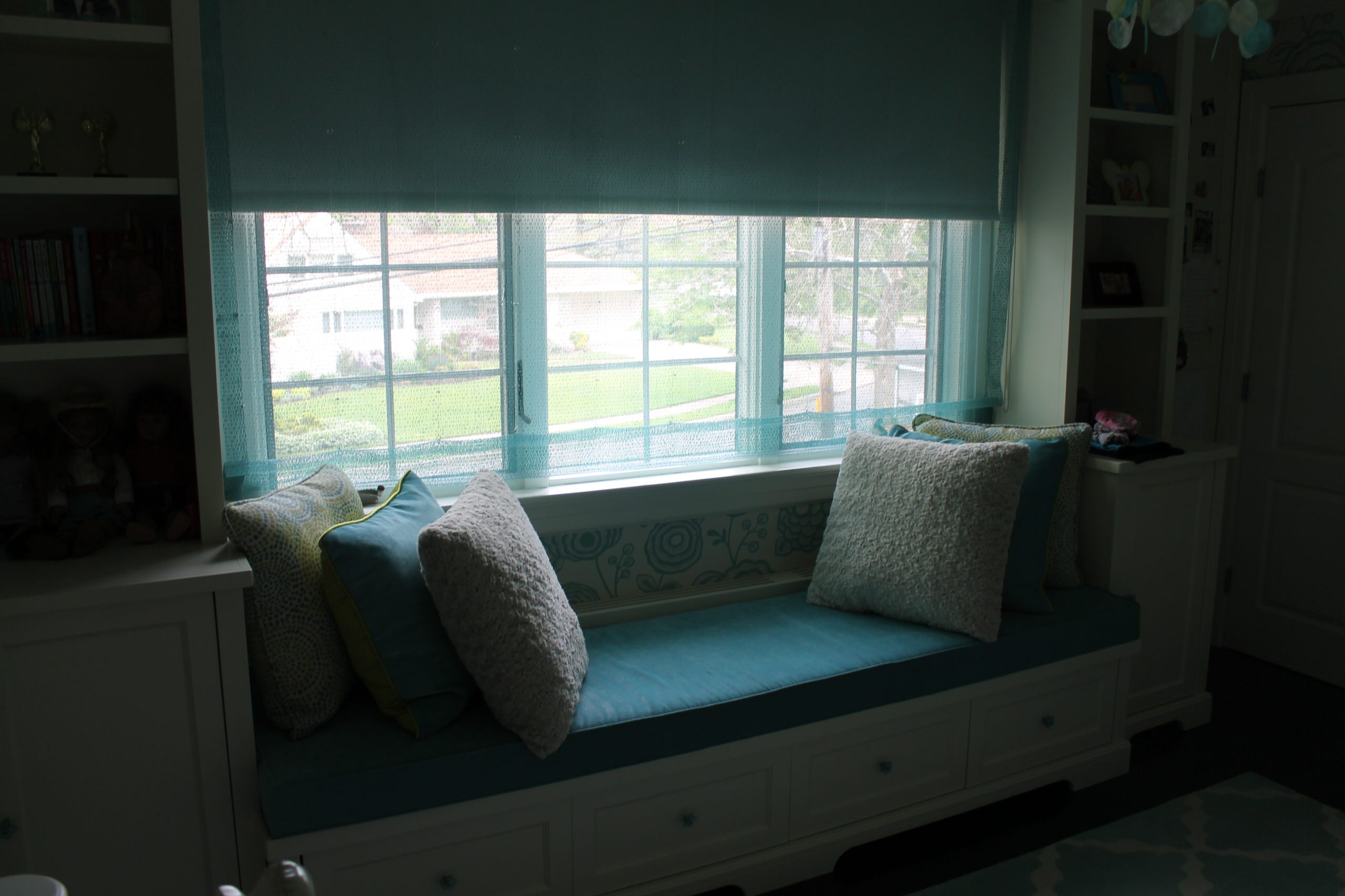 Chic Bedroom Woodmere, NY Home