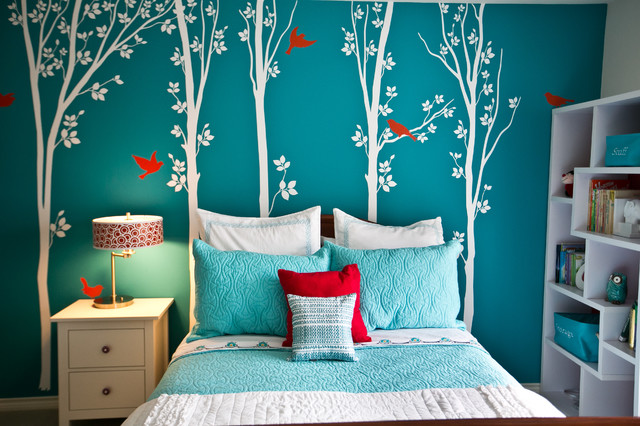 Children s Bedroom contemporary bedroom. Children s Bedroom   Contemporary   Bedroom   Austin   by Robin