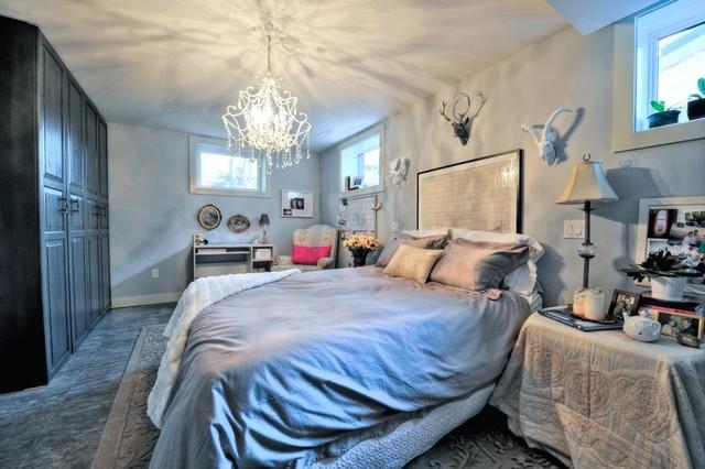 Shabby chic childrens bedroom