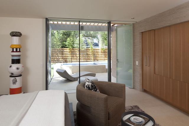 Chimney Corners Remodel modern-bedroom