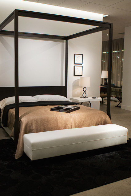 Christian Liaigre - Contemporary - Bedroom - los angeles - by Thomas ...