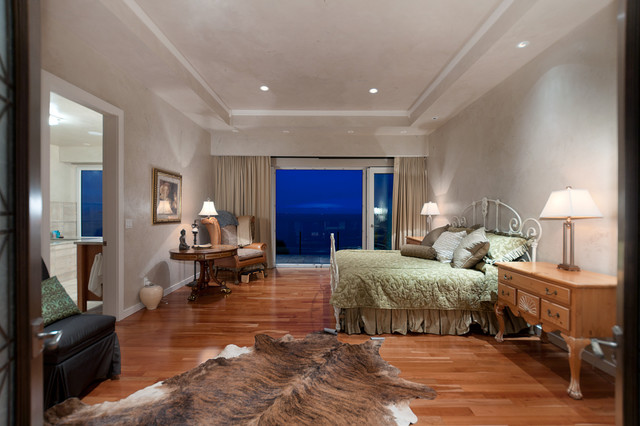 Christopherson Road traditional-bedroom