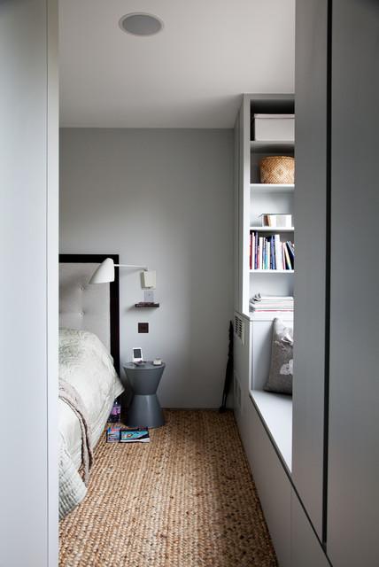 Clarendon Road modern-bedroom