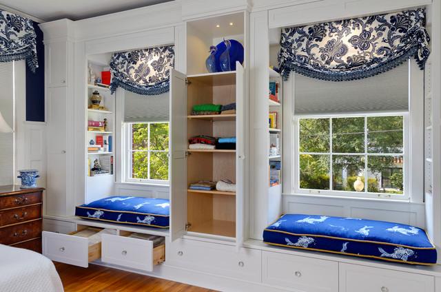 Clark Master Bedroom traditional-bedroom