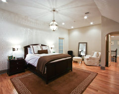 Classic Coastal Renovation traditional-bedroom