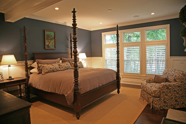 Classic Lakefront Traditional Bedroom Milwaukee By