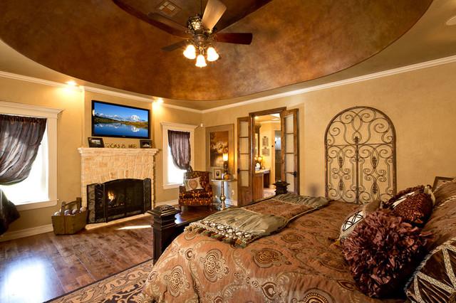 Classic master bedroom mediterranean bedroom other for Classic master bedroom ideas
