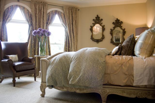 Classical Bedroom traditional-bedroom