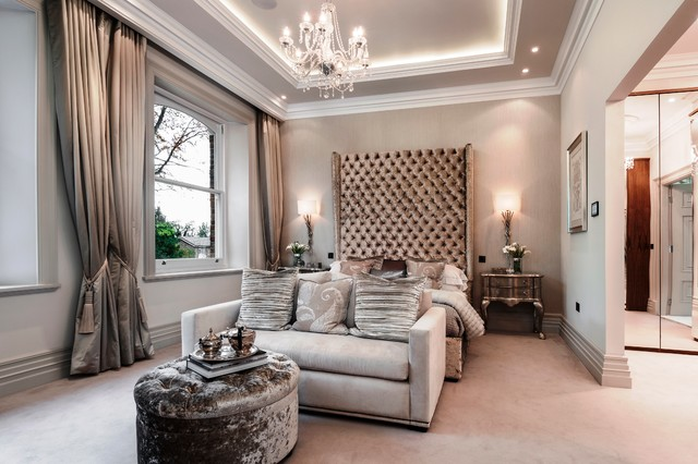 Cleeves House  Contemporary  Bedroom  london  by Alexander