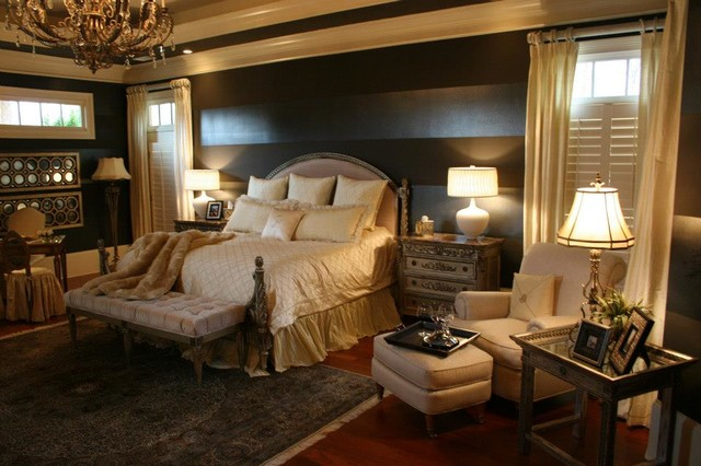 master bedroom suite - Luxury Master Suite