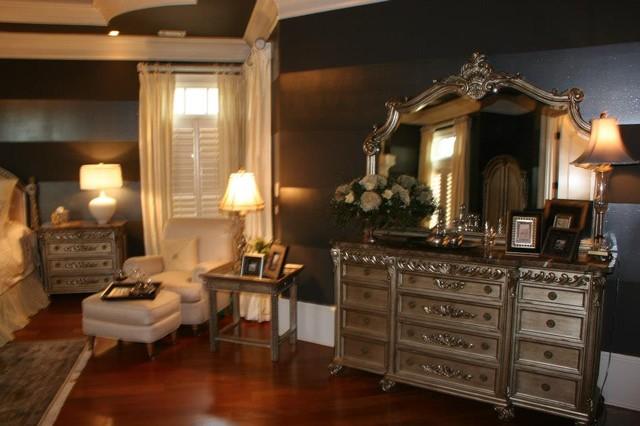 Client Pergola-Luxury Master Suite traditional-bedroom