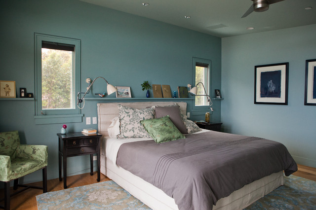 Cliffside Drive contemporary-bedroom
