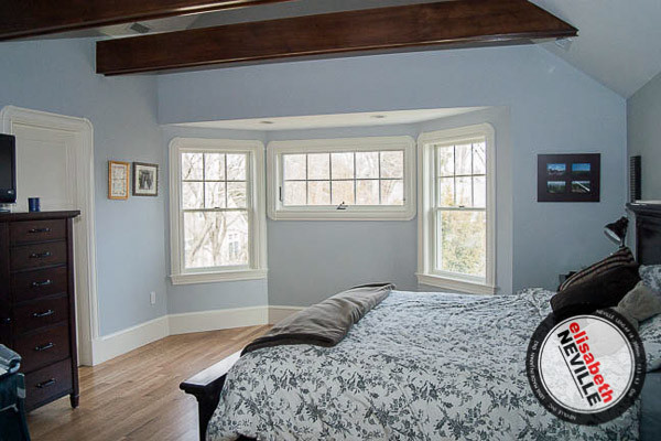 Clifton Ave. traditional-bedroom