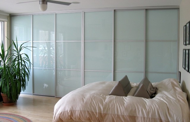 Closet Doors - Contemporary - Bedroom - Vancouver - by The Sliding ...