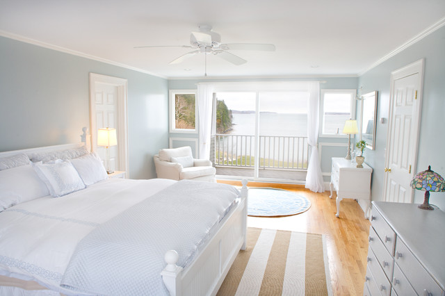 Coastal Bedroom beach-style-bedroom