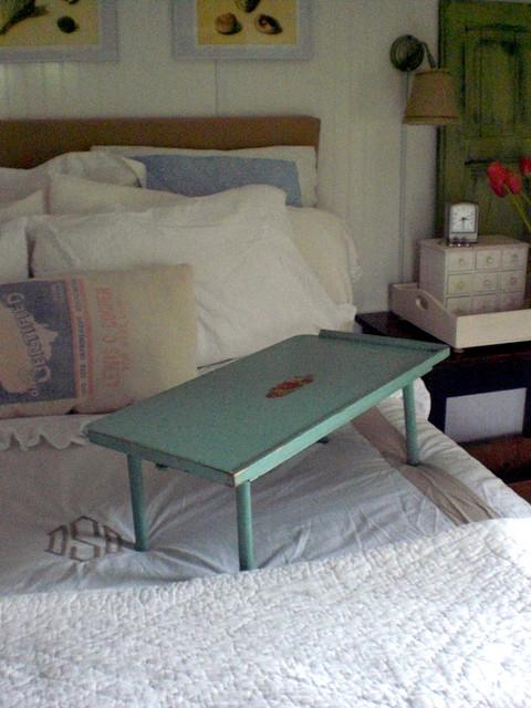Coastal Cottage Bedroom beach-style-bedroom