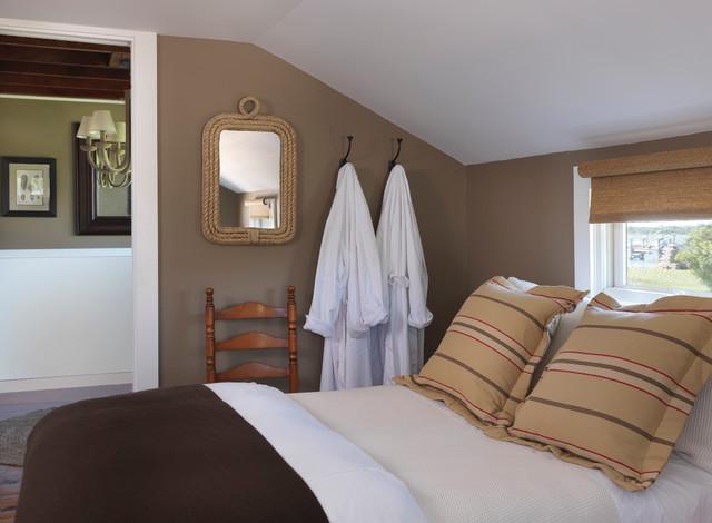 Coastal Cottage beach-style-bedroom
