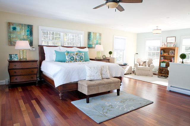 Coastal Maine Master Bedroom Retreat Beach Style Bedroom Portland Maine By The Good Home