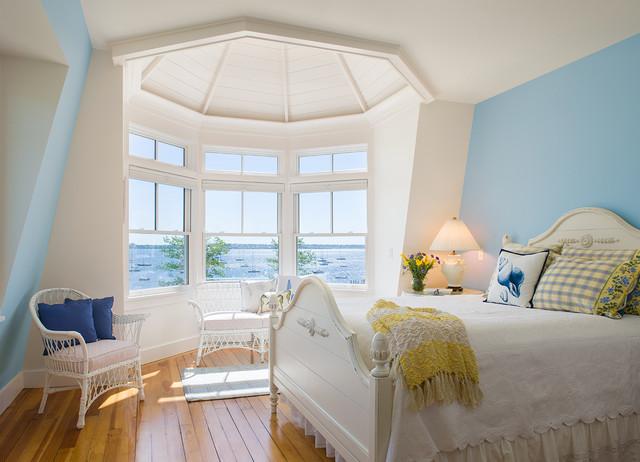 Coastal Victorian Renovation Victorian Bedroom