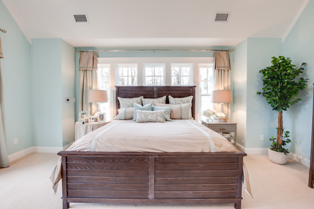Coastal Virginia Idea House Bedroom Other By