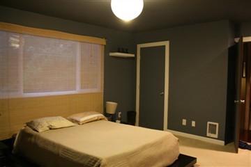 Cody Ave, Master contemporary-bedroom