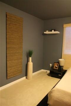 Cody Ave Master contemporary-bedroom
