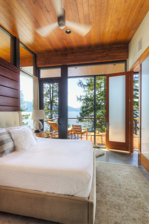Property S Morning Obsession Exquisite Modern Log Cabin And Pod Palace Philadelphia Magazine