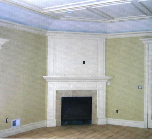 Coffered & Tray Ceilings