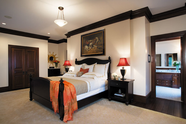 Cold Springs Residence traditional-bedroom
