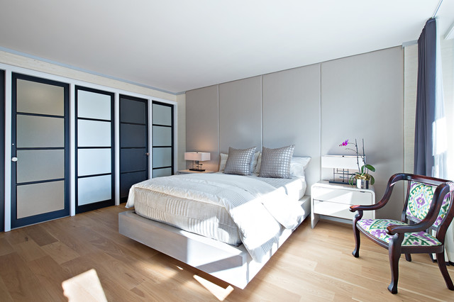 collier contemporary bedroom toronto by shelley. Black Bedroom Furniture Sets. Home Design Ideas