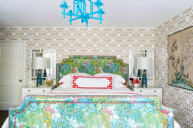 New This Week: 5 Bold and Colorful Bedrooms