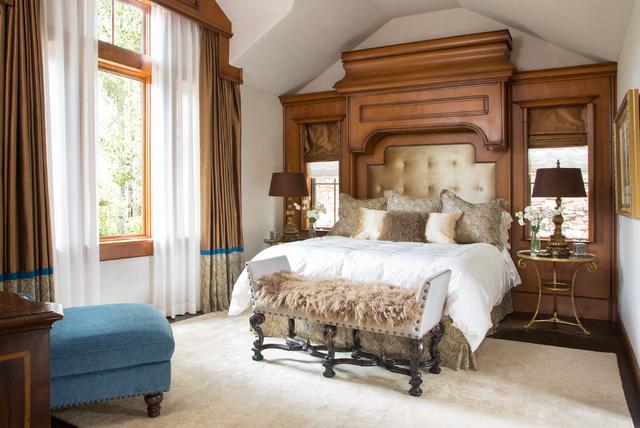 Colorado Casual traditional-bedroom