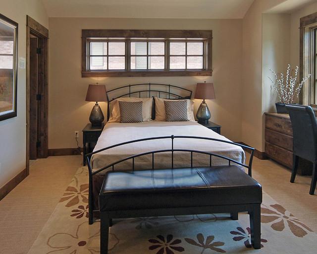 Columbine Street traditional-bedroom