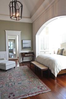 Comfortable Luxury Traditional Bedroom Charleston By Margaret Donaldson Interiors