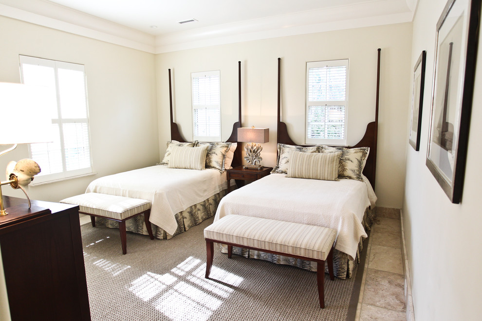 Inspiration for an eclectic bedroom remodel in Charleston
