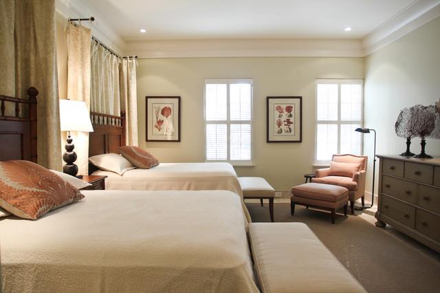 Comfortable Luxury traditional-bedroom