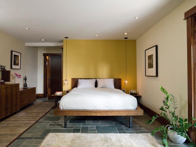 Comfy Bungalow contemporary-bedroom